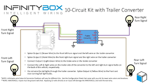 utility trailer wiring diagram awesome western rv wiring diagram related post