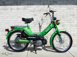 sunday morning motors beautiful vintage european pedal mopeds here is an absolutely pristine and beautiful puch step thru moped that looks like new and runs better than new this maxi luxe was fully restored by sunday