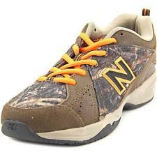 new balance leather shoes. new balance kx624 round toe leather sneakers nwob shoes