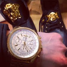 17 best images about watches skeleton watches nice traxnyc versace gold breitling watch expensive shoes fashion