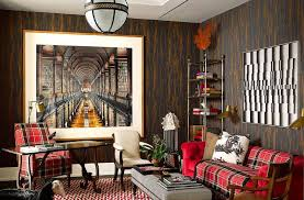ultimate home office. ultimate home office design with wallpaper and wall photos rack sofa side chairs