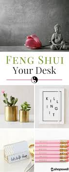 chi meets chic fabulous decor to feng shui your desk chic office decor