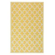 espana yellow 4 ft x 6 ft area rug