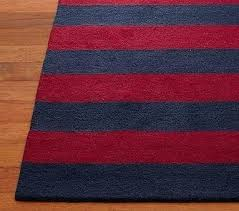 red white blue braided rugs 3 x 5 rugby rug in navy to bring some color