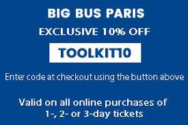 big bus hop on hop off sightseeing bus