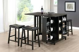 s small round pub table black style and chairs decoratis