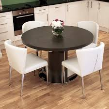 free assembly on the modern curva round extending dining tables danetti lifestyle