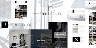 Company Portfolio Template Enchanting RPORTFOLIO Creative PersonalCompany Portfolio Template By TheMazine