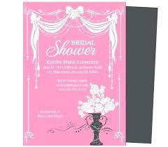Wedding Shower Invitations Template Free Printable Bridal Shower