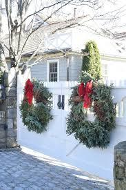 Christmas Lights New England Favorite New England Homes Large Christmas Decorations