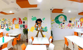 Small Picture 21 Most Beautiful Walls Seen In Offices Around India OfficeChai