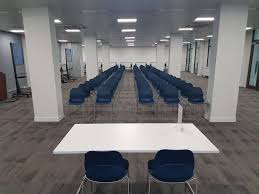 contemporary meeting rooms in central london