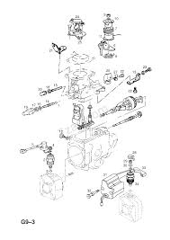 Fuel injection pump contd 28td diesel engine contd sv799999 contd opel frontera a