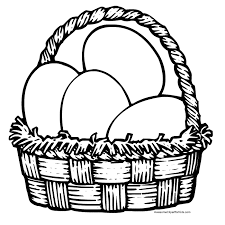 Small Picture Easter Baskets Coloring Pages Coloring Home