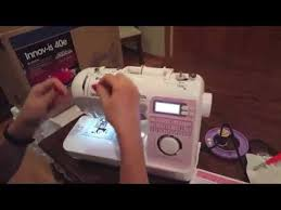 How To Thread A Brother Project Runway Sewing Machine
