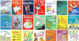 40 dr seuss books to add to your home library