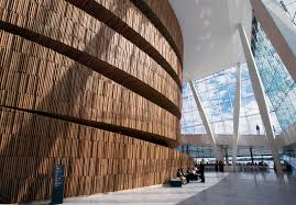 Curved Architecture Curved Wood Wall Google Search Is Light Color Pinterest