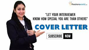 How To Write A Cover Letter For Resume Youtube