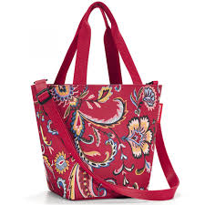<b>Сумка</b>-<b>шоппер REISENTHEL Shopper XS</b> paisley ruby — купить в ...