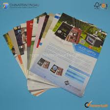Discount Flyer Printing Pamphlet Printing China Flyer Printing Poster Printing Service