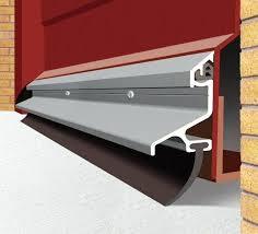 door draft seal m garage door door draft seal bq