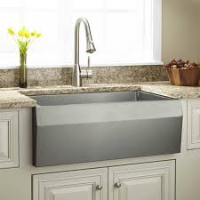 sink fossett 27 inch farmhouse sink kitchen farm sinks 27 optimum stainless steel