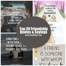 Therapy Quotes Best Top 48 Friendship Quotes Sayings