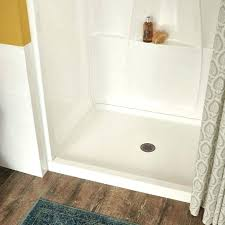 what is a shower pan how to install delta from home depot liner for tile panel