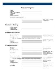Resume Template Free Builder Professional Software Developer For