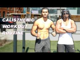 best advanced calisthenic workout