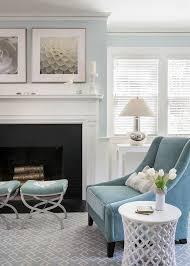 blue living room ideas. Stunning Light Blue Ideas For Living Room Completed With Fireplace
