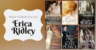 Books To Read If You Like Erica Ridley | NewInBooksNewInBooks