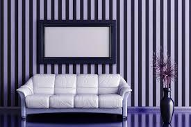 Purple Striped Wallpaper Designs 30 Striped Wallpaper Designs To Inspire You