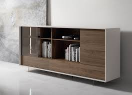 modern office credenza. Sideboards Modern Office Credenza Trendy Mid Century Sideboard With Wooden Front And S