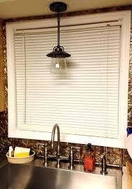 over kitchen sink lighting. Amazing Wall Mounted Light Over Kitchen Sink And Pendant Large Size Of Lighting T