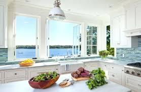 kitchen backsplash window tile backsplash kitchen window