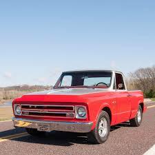 1967 Chevrolet C10 Custom Step Side Pickup | MotoeXotica Classic ...