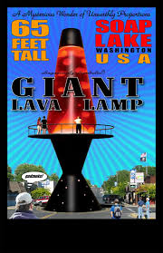 How Does A Lava Lamp Work Inspiration Soap Lake Lava Lamp Lighting And Ceiling Fans