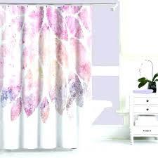 ruffle shower curtain pink pink ruffle shower curtain pink and white shower curtains pink and white