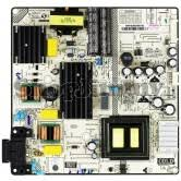 hitachi 55r7. hitachi 81-pwe055-h4c22 power supply / led board 55r7