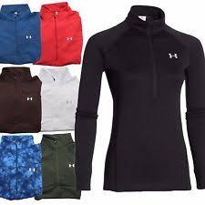 under armour jackets women s. under armour tech fitted women\u0027s coldgear infrared 1/2 zip jacket pullover s -2xl jackets women