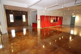 the pros of concrete flooring