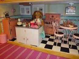 Dolls House Kitchen Furniture Similiar American Girl Kit S Kitchen Keywords