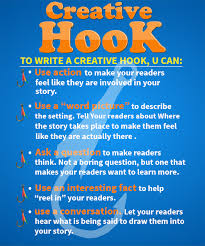 hook   definition types writing amp creating  englishtutorvistacom draw the reader in with a hook  an amazing hook will make it nearly difficult for the reader to leave the paper the very first sentence should catch the