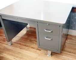 baby nursery delightful ft vintage steelcase metal tank desk double pedestal metro reto mid century