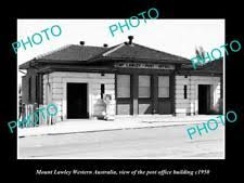 post office mt lawley. old large historic photo of mt lawley western australia the post office c1950 post office lawley