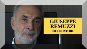 Intervista a GIUSEPPE REMUZZI - Direttore dell'Istituto di Ricerche  Farmacologiche Mario Negri - YouTube