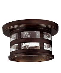 shown in burnished bronze finish and seeded glass