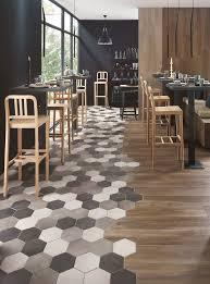 plain decoration tile and wood floor tile and wood floor tiles kitchen flooring mozaik black white