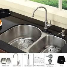 Granite Double Bowl Kitchen Sink Undermount Kitchen Sink Kitchen Sinks Stainless Best Kitchen Sink